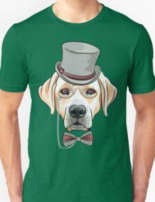 Hipster dog Labrador Retriever T-Shirt