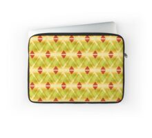 Abstract geometric vector seamless pattern triangles Laptop Sleeve