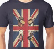 Meet the Beetles (Union Jack Option) Unisex T-Shirt