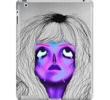 Zombie Grrl + Sad Skies iPad Case/Skin