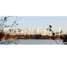 Urban Shores Photographic Print