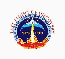 Last Flight of Discovery OV-103 Unisex T-Shirt