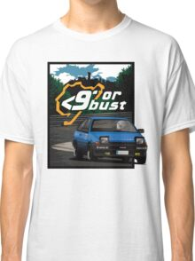 Nurburgring <9' Or Bust Classic T-Shirt