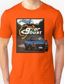 Nurburgring <9' Or Bust T-Shirt