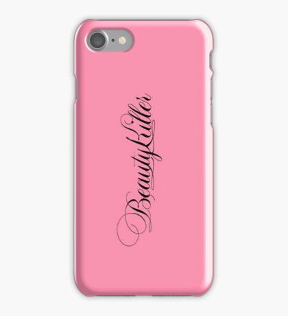 Beauty K. iPhone Case/Skin