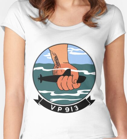 VP 913 Women's Fitted Scoop T-Shirt