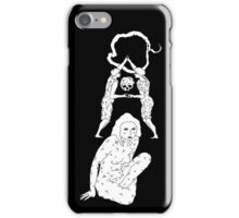 A by Allie Hartley  iPhone Case/Skin