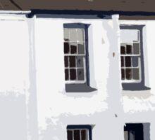 Porthleven Cottages Sticker