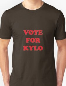 Vote for Kylo T-Shirt