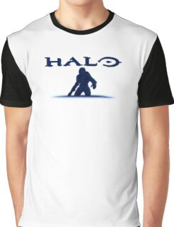 Master Chief - Halo Graphic T-Shirt