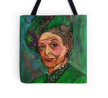 Dowager Countess Tote Bag