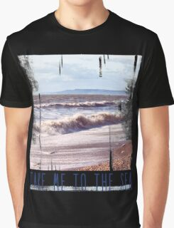 Take Me to the Sea Graphic T-Shirt