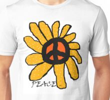 flower power - Peace Unisex T-Shirt