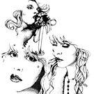 Trois Stevie by Lynette K.