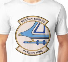 VP-9 Golden Eagles Crest Unisex T-Shirt