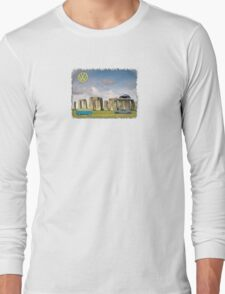 VW Landmark Long Sleeve T-Shirt