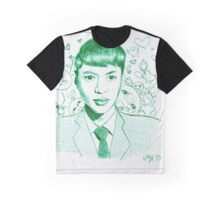 Lay and his chicks Graphic T-Shirt