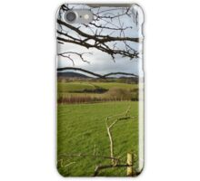 The Green Fields Of Home iPhone Case/Skin
