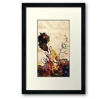 Howl Framed Print