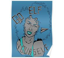 Go Elf Yourself Poster