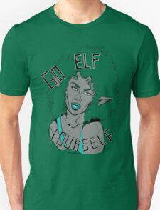 Go Elf Yourself Unisex T-Shirt