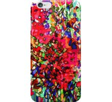 Springs Flowers Abstract iPhone Case/Skin
