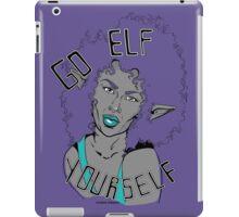 Go Elf Yourself iPad Case/Skin