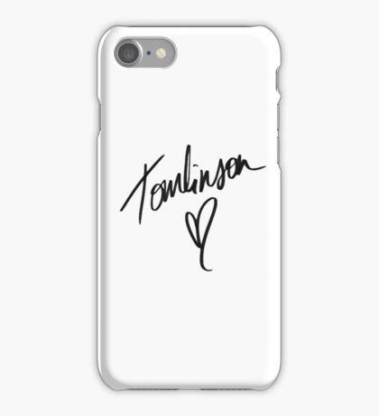 Tomlison iPhone Case/Skin