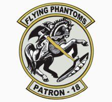 VP-18 - Flying Phantoms Kids Tee