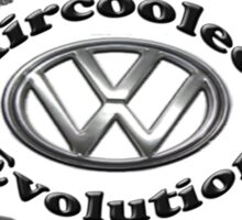 Aircooled VW - Evolution Sticker