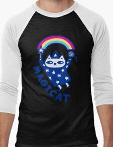 MAGICAT Men's Baseball ¾ T-Shirt