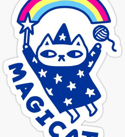 MAGICAT Sticker