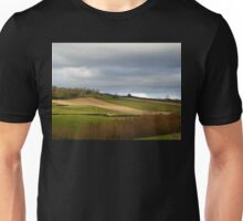The Ploughed Fields Of Inch Island Unisex T-Shirt
