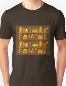 Lets Cook at Home Unisex T-Shirt