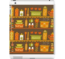 Lets Cook at Home iPad Case/Skin