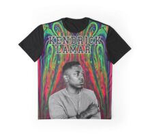 kendrick lamar #6 Graphic T-Shirt