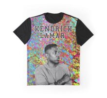 kendrick lamar #3 Graphic T-Shirt