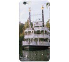 River Boat iPhone Case/Skin