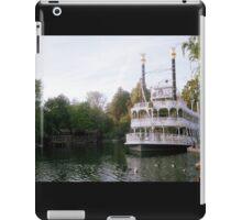 River Boat iPad Case/Skin