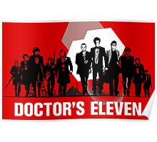 Doctor's 11 Poster