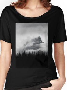 Castle Mountain Women's Relaxed Fit T-Shirt