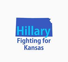 Kansas for Hillary Unisex T-Shirt