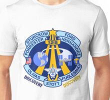Discovery STS-128 Mission Logo Unisex T-Shirt