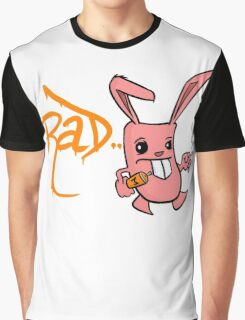 Rad bunny Graphic T-Shirt