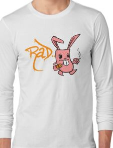 Rad bunny Long Sleeve T-Shirt