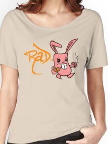 Rad bunny Women's Relaxed Fit T-Shirt