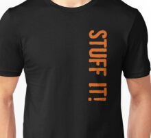 Stuff It Vertical Unisex T-Shirt