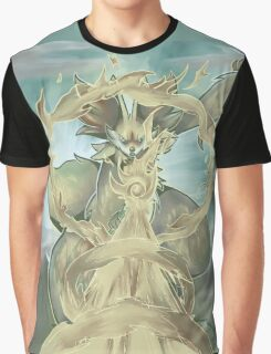 Mystical Fire Graphic T-Shirt