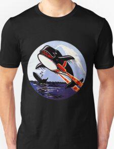 VP 49 Orcas WWII Crest T-Shirt