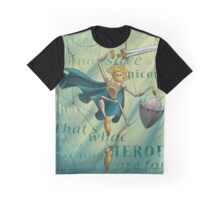 Prince Lir of The Last Unicorn Graphic T-Shirt